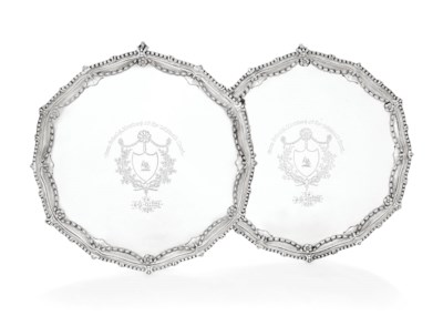 A MATCHED PAIR OF VICTORIAN SI