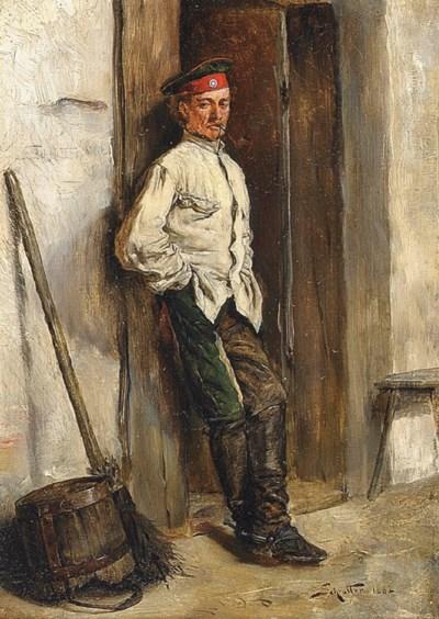 Alfred von Schrötter (Austrian