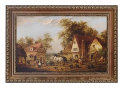 Circle of Georgina Lara (1860-