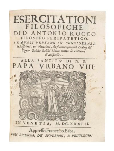 ROCCO, Antonio (1578-1653). Es