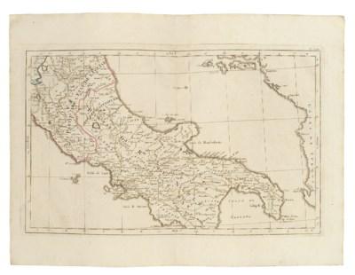 SANTINI, Francois. Atlas porta