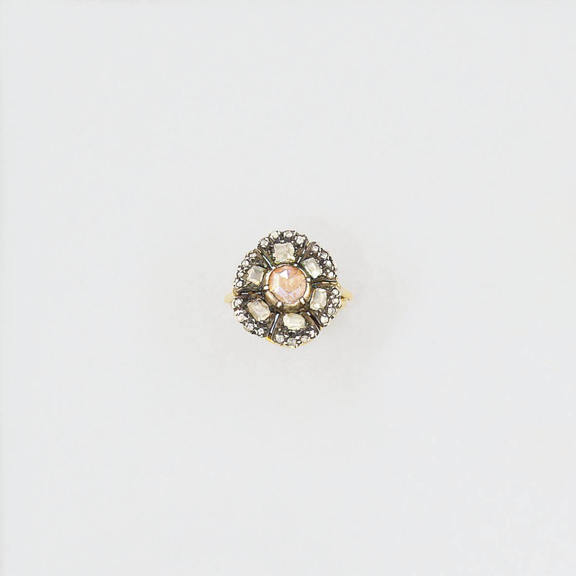 An early 18th century diamond