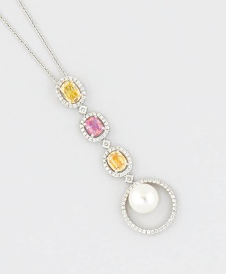 A freshwater cultured pearl, s