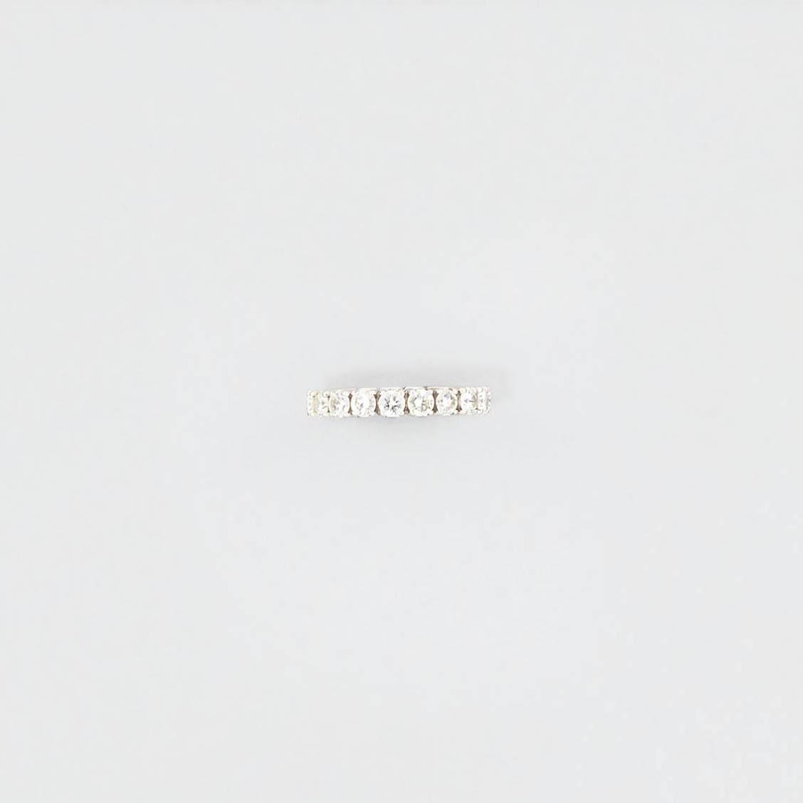 A diamond eternity ring, by Bu