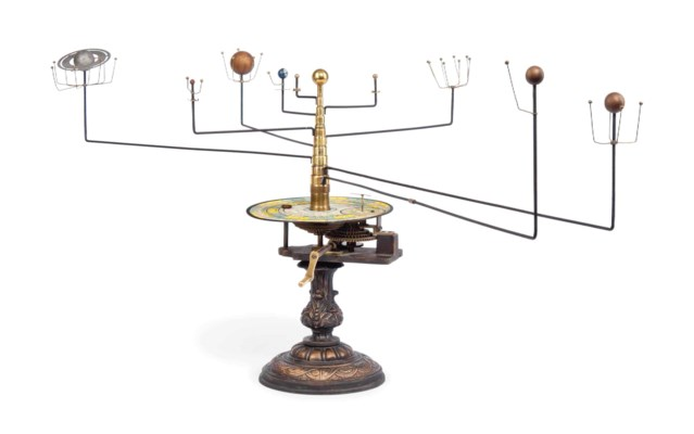 A GERMAN ORRERY