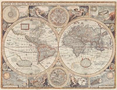 SPEED, John (1552-1629). A New