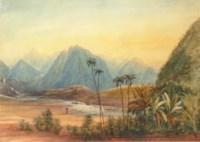 A River Landscape, Ceylon