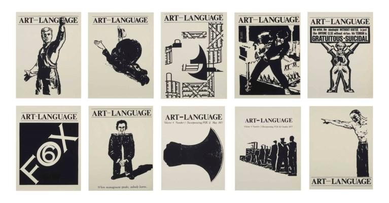 Art & Language (ACTIVE SINCE 1