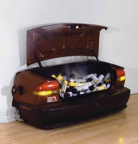 Untitled (Car Boot)