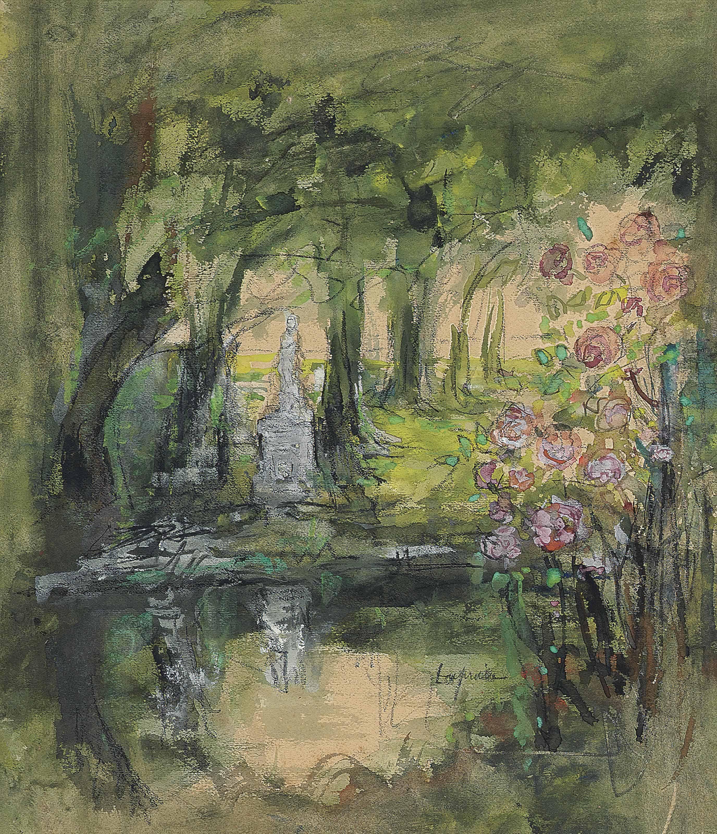 Jardin du Luxembourg (study)