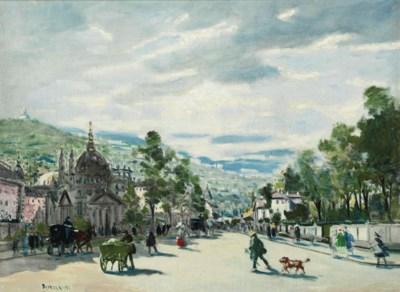 Anatal Berkes (1874-1938)