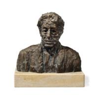 Portrait of Giacometti