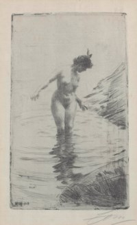 A Small Group of Etchings