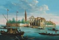 The Island of San Michele, Venice