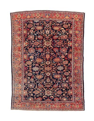 A Hamadan carpet