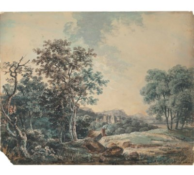 George Barret, R.A. (1728-1784