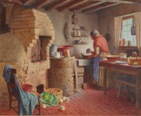 'A good appetite' (illustrated); and 'Preparing the meal'
