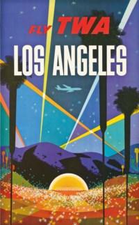 LOS ANGELES, FLY TWA