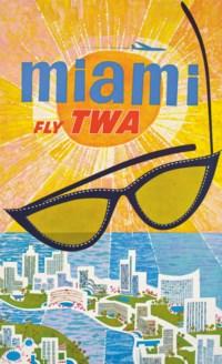 MIAMI, FLY TWA