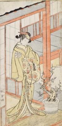 KATSUKAWA SHUNSHO (1726-1793)