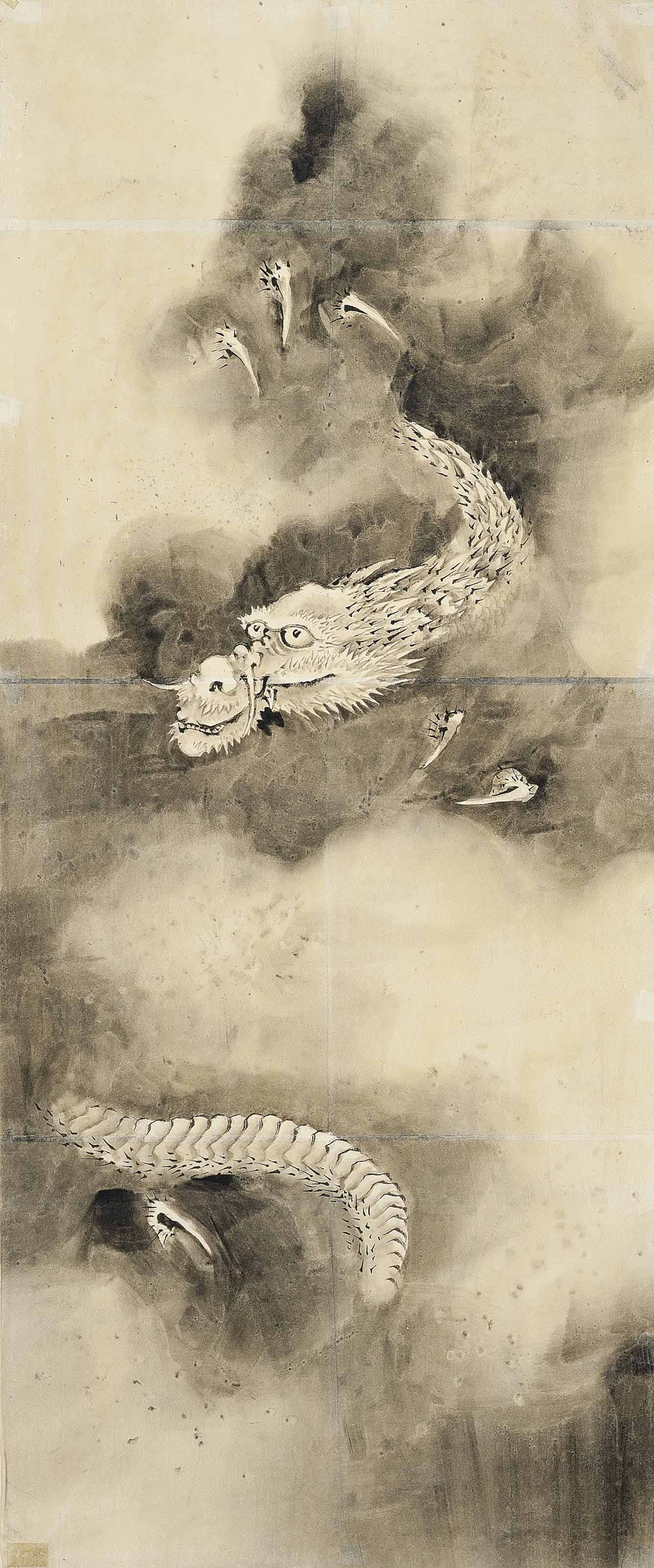 Attributed to Katsushika Hokusai (1760-1849)