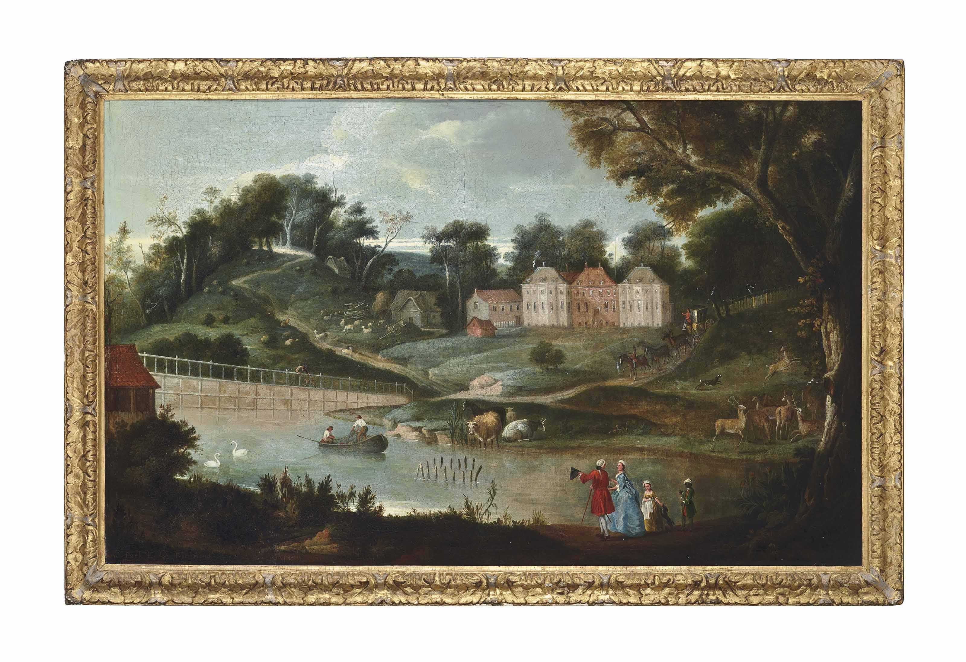 Edward Salmon, circa 1744