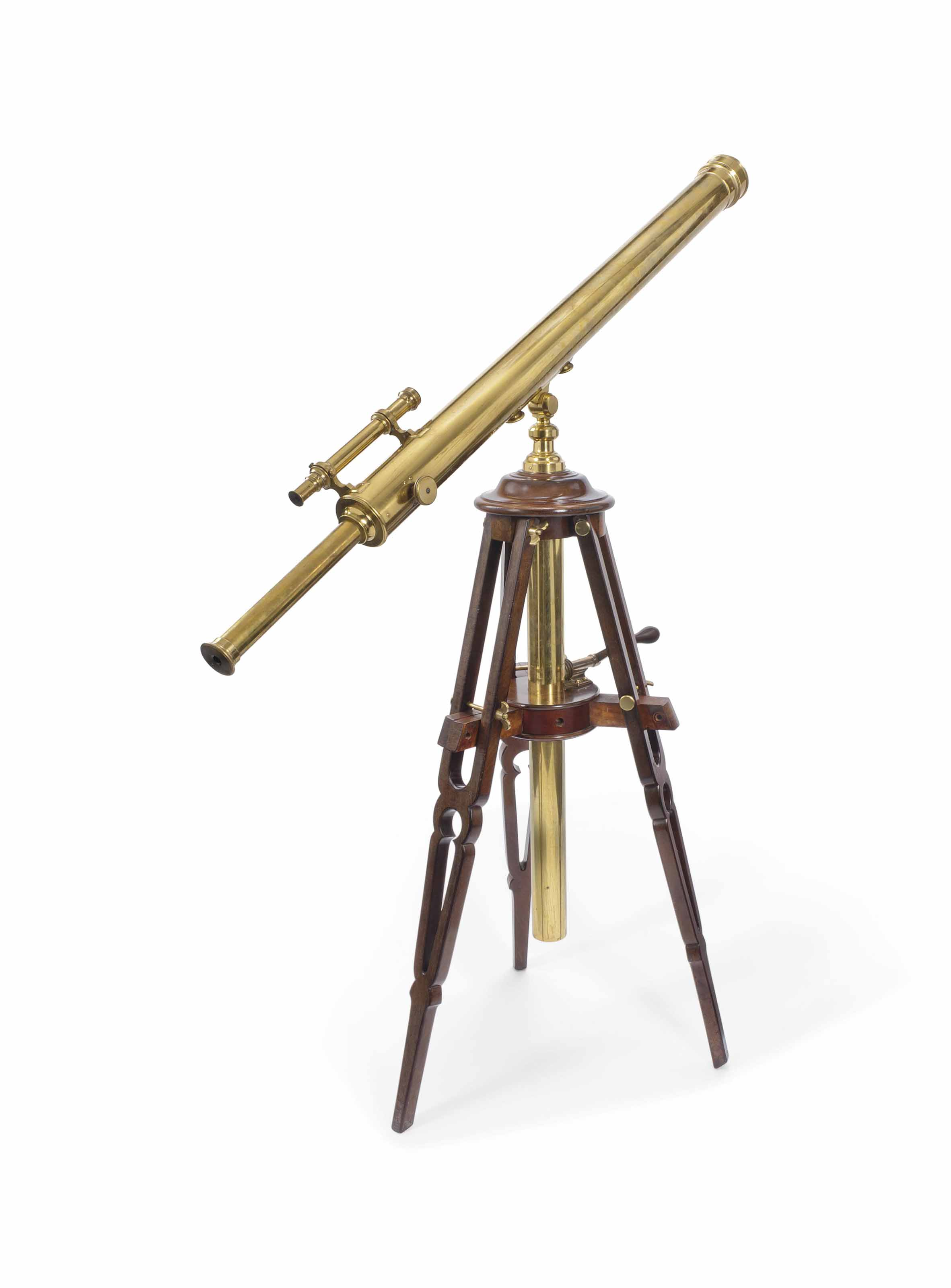 A 3-INCH REFRACTING TELESCOPE