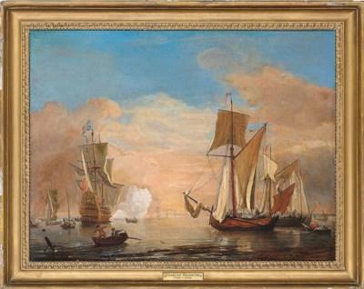 After Willem van de Velde II