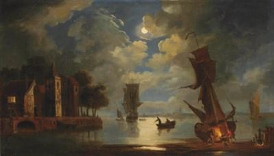 Francis Swaine (London c.1715-
