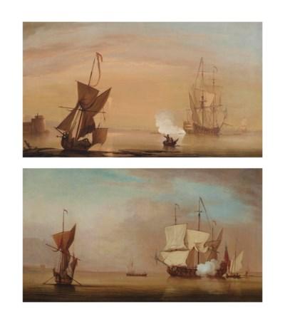Peter Monamy (London 1681-1749