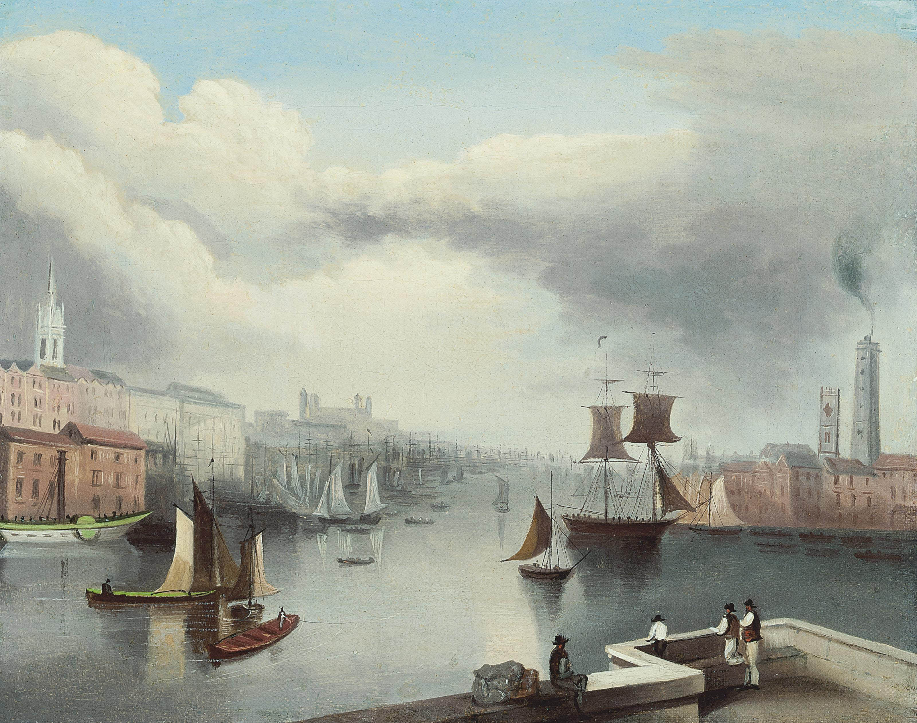 Attributed to Daniel Turner (1