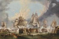 The Battle of Trafalgar, 21st October 1805