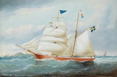 William Howard Yorke (Saint Jo