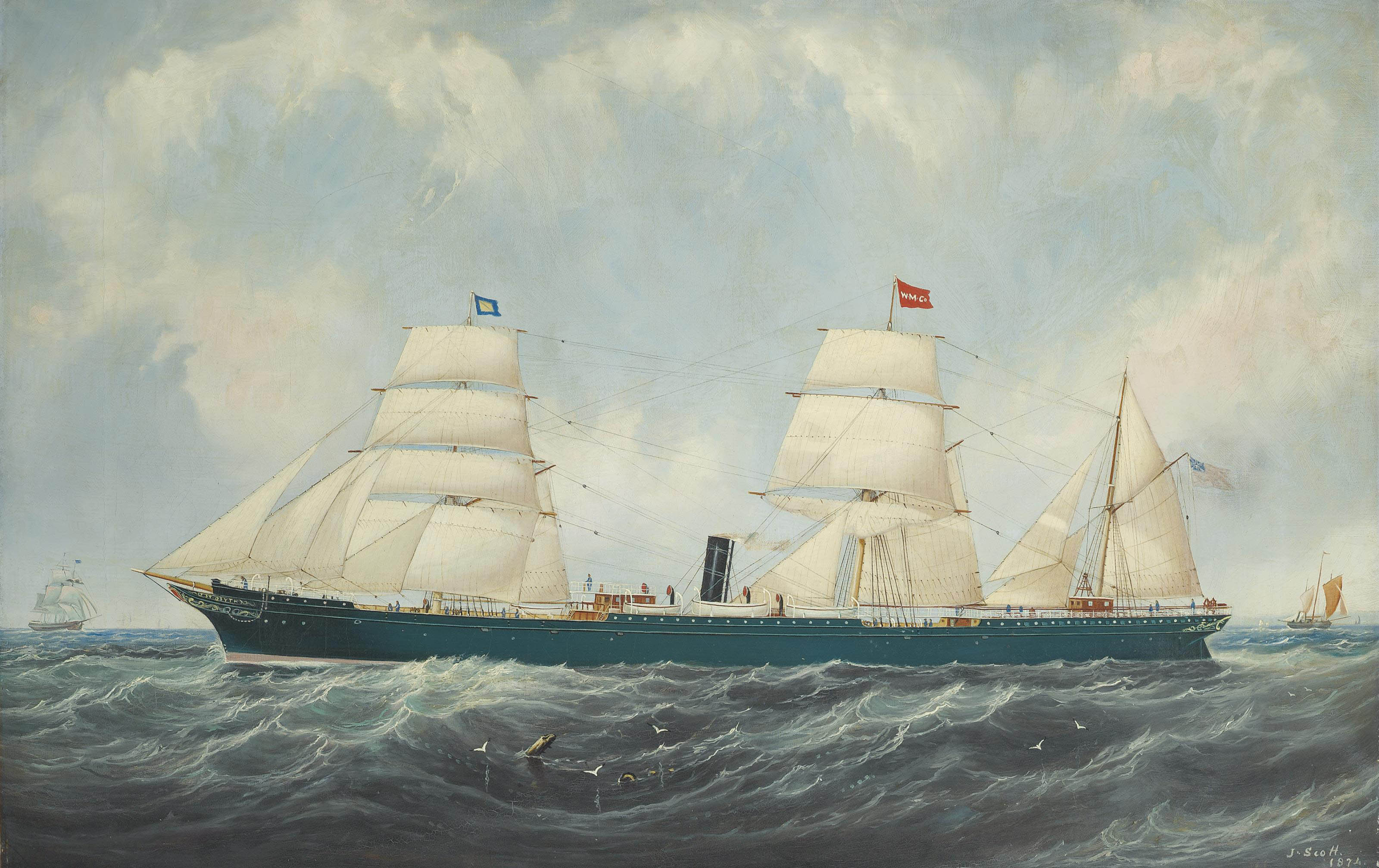 John Scott (1802-1885)