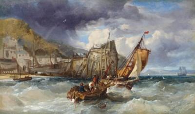 James Webb (London 1825-1895)