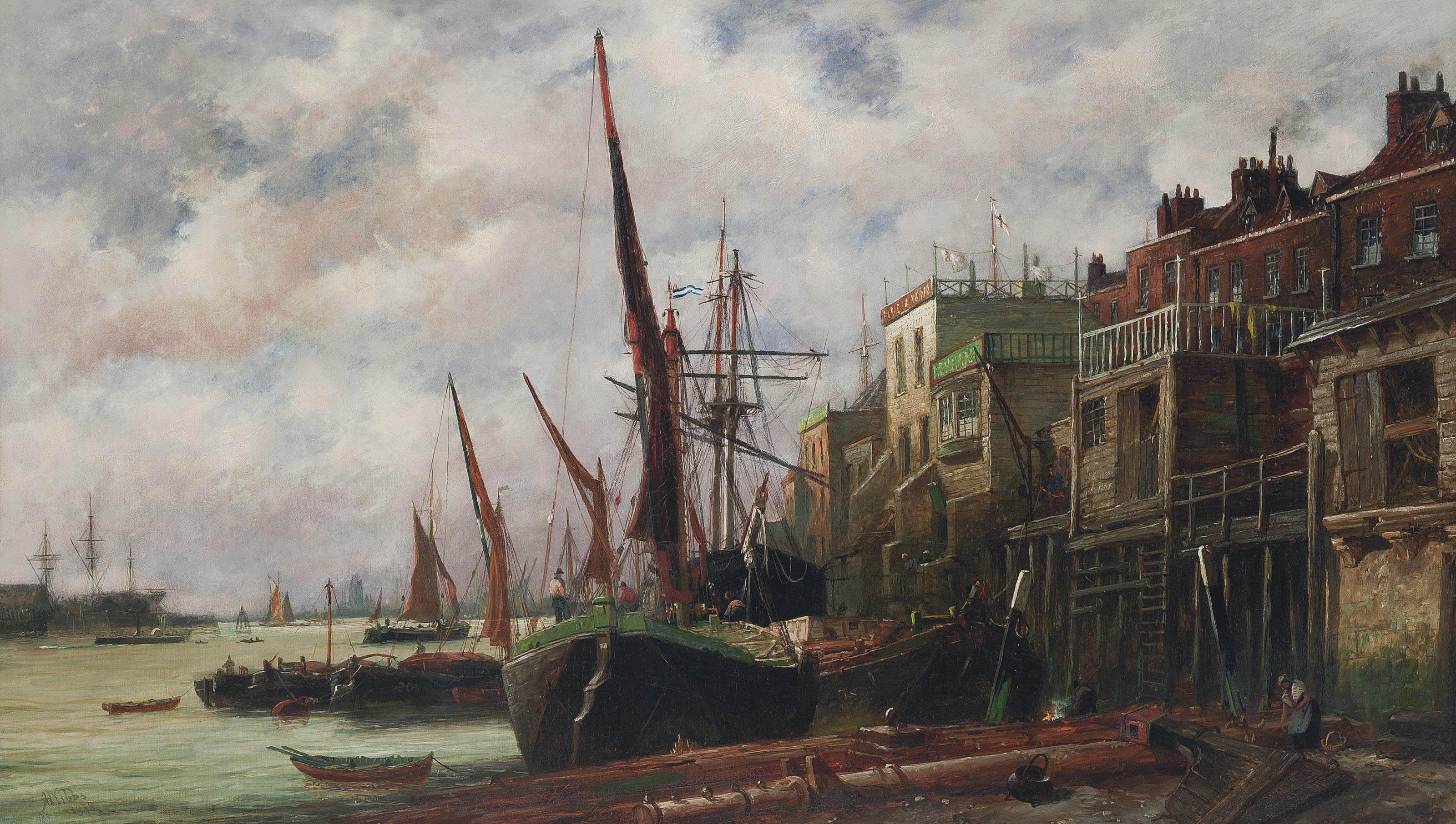 Richard Henry Nibbs (Brighton
