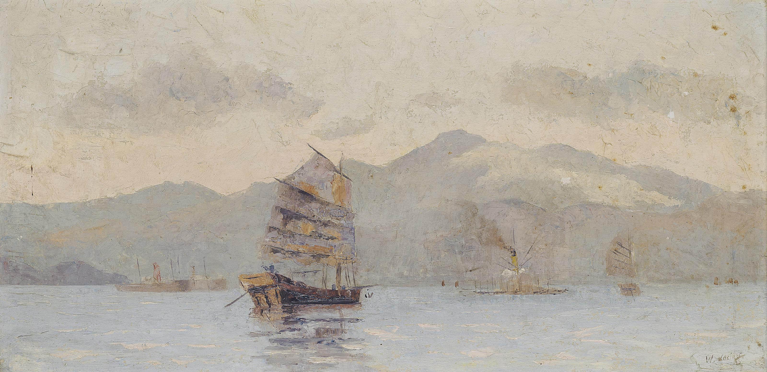 William Cushing Loring (Americ