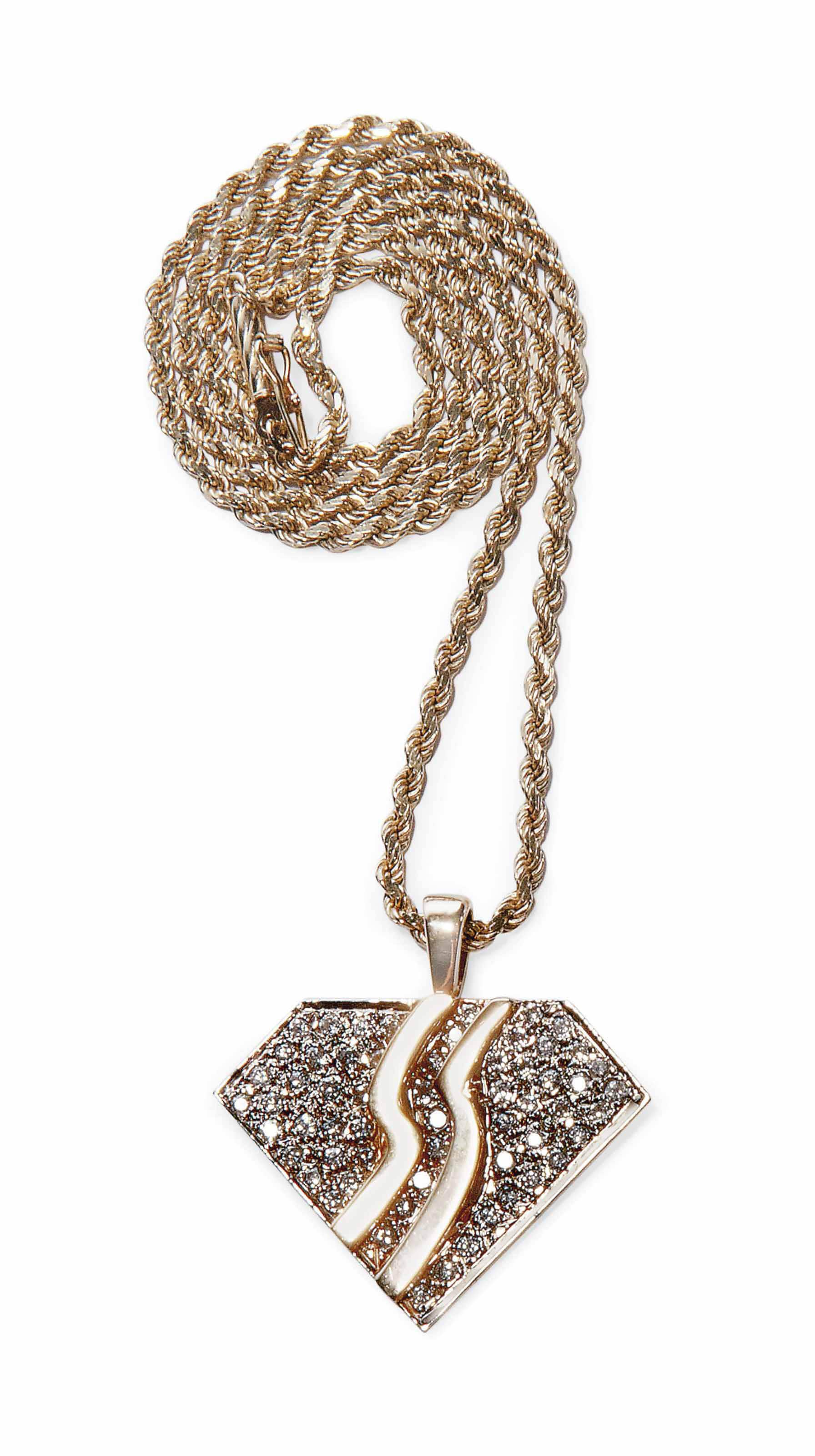 Jon Bon Jovi Necklace Pendant