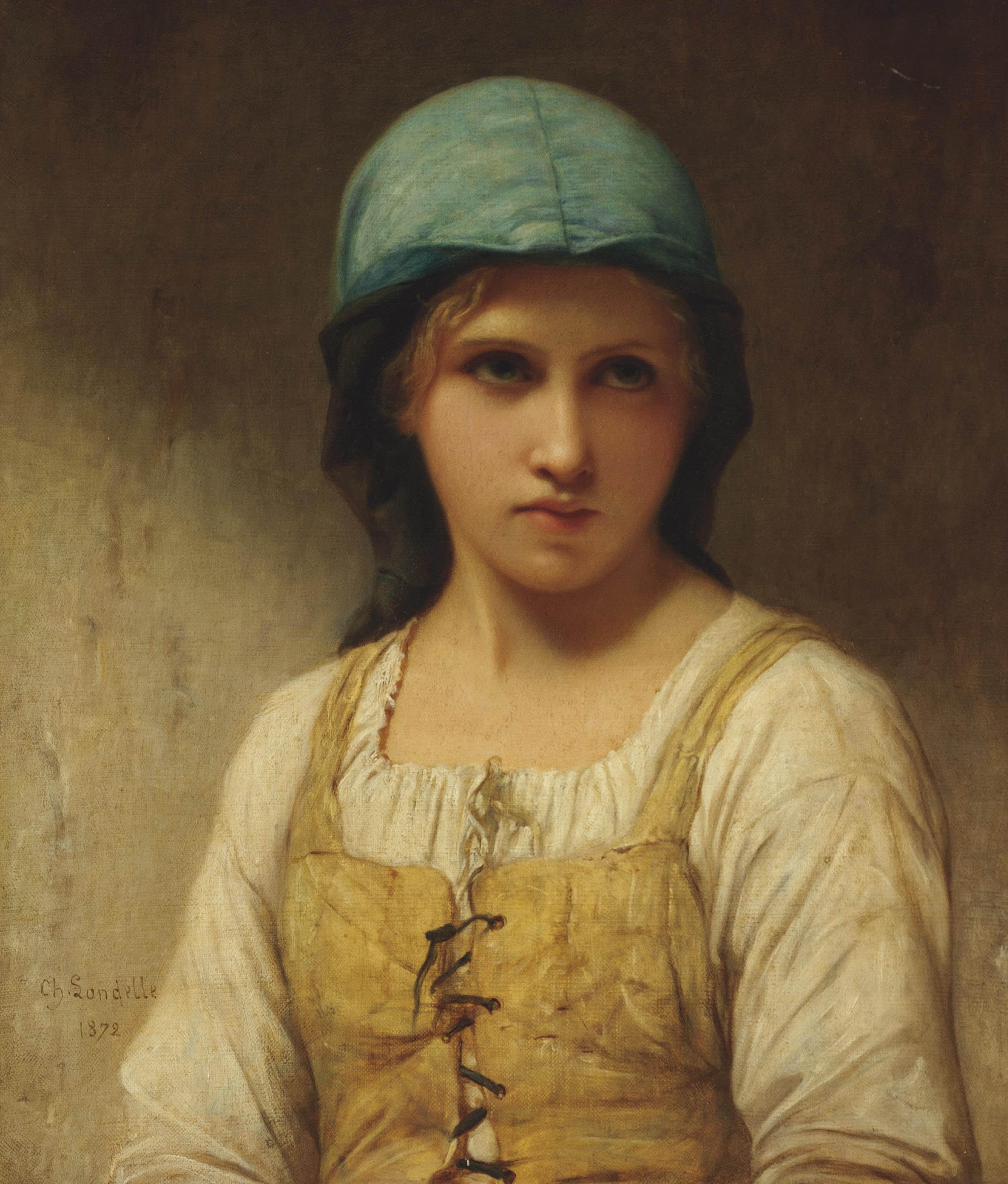 La jeune paysanne