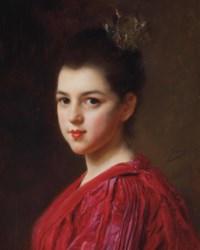 Gustave-Jean Jean Jacquet | Christie\'s
