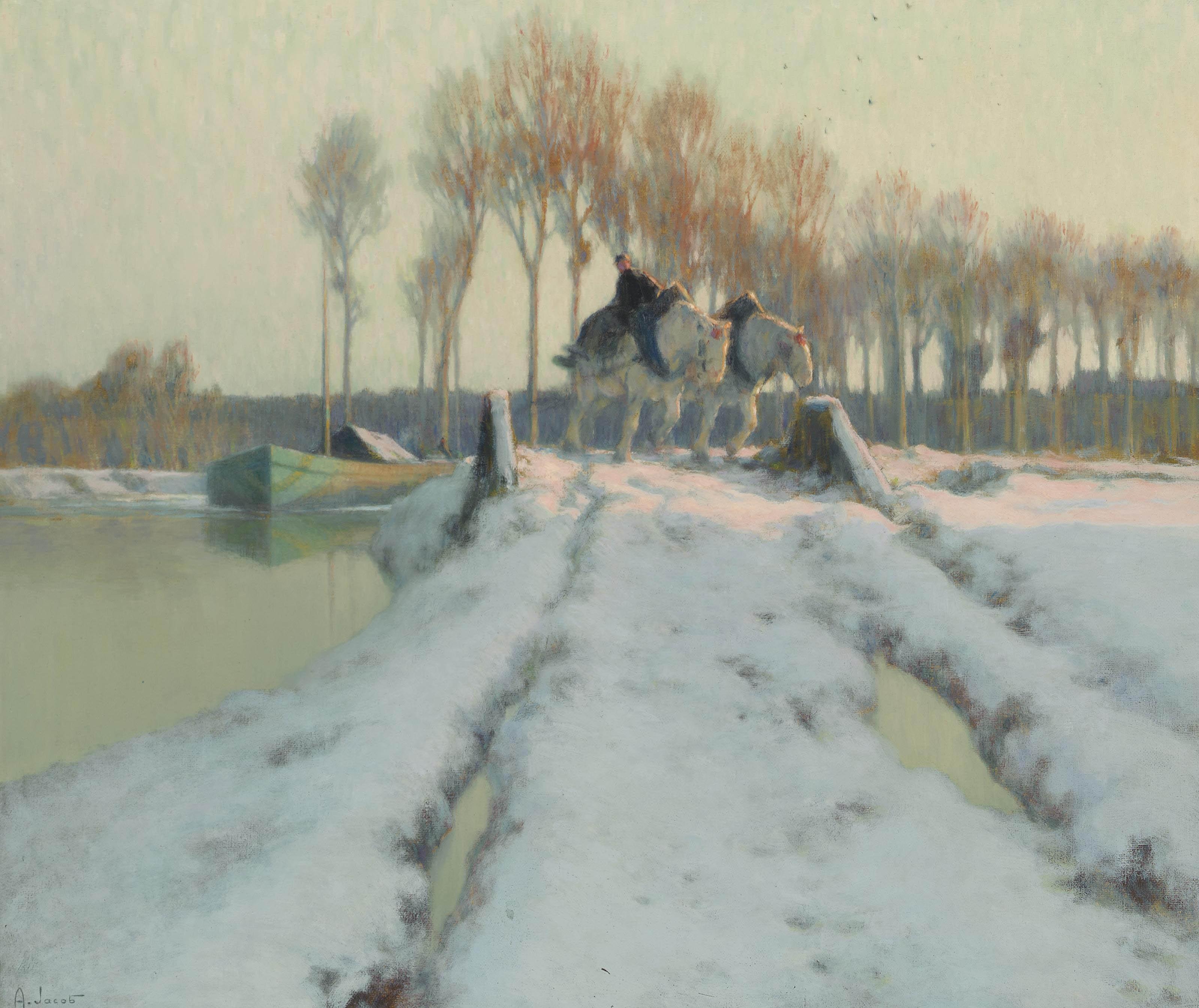 Alexandre-Louis Jacob (French, 1876-1972)