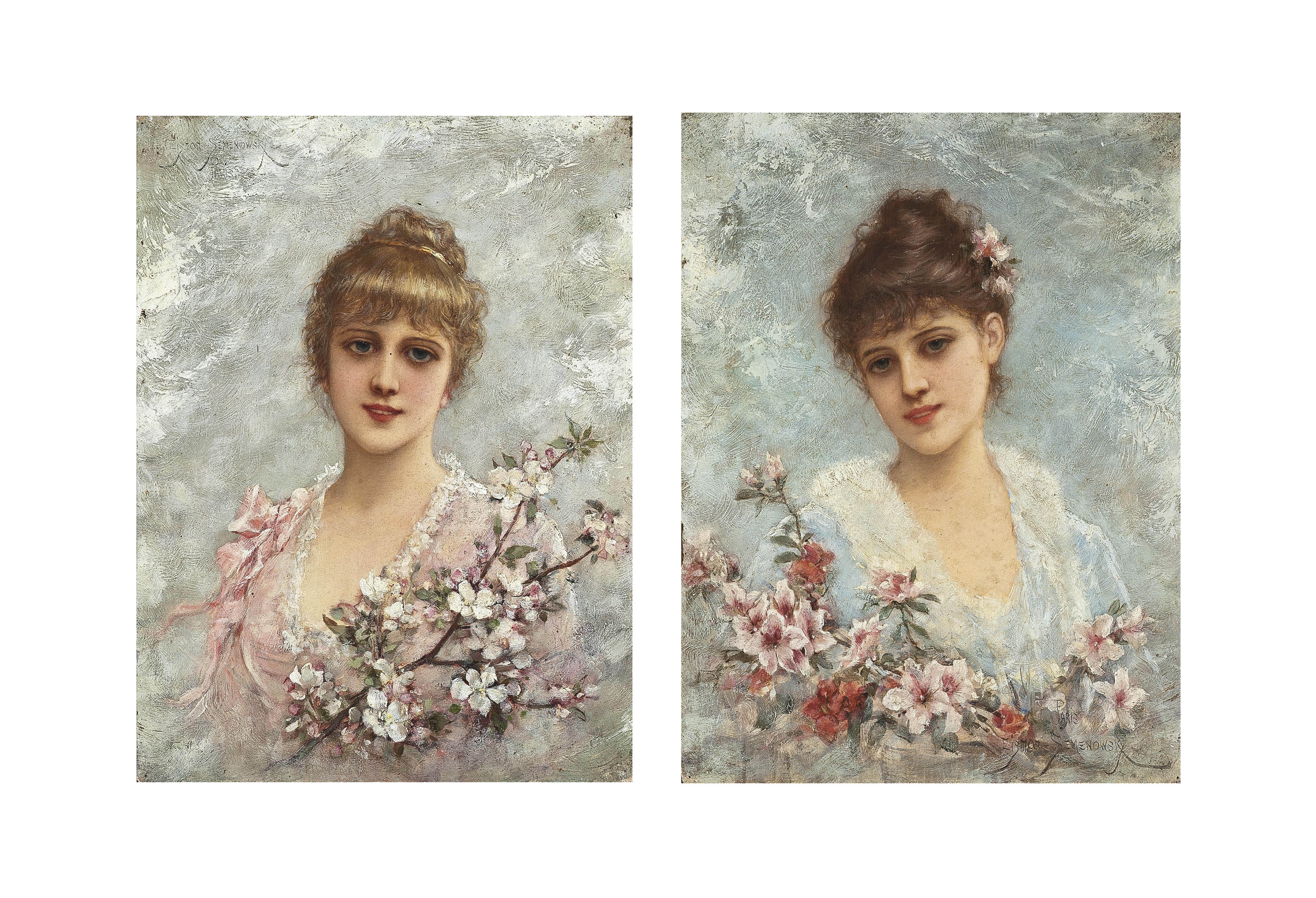 Maidens of Spring