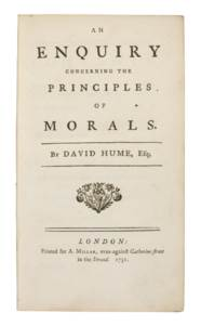 HUME, David (1711-1776). An En
