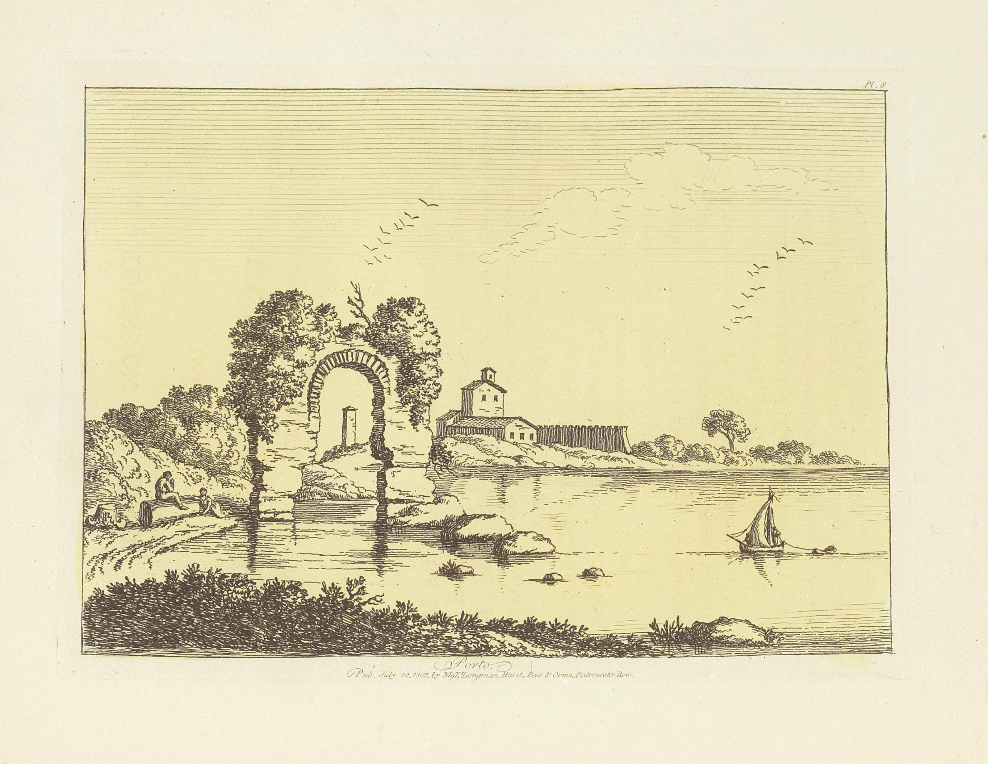 [KNIGHT, Cornelia (1757-1837)]