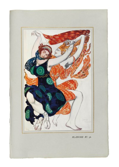 BAKST -- ALEXANDRE, Arsène and