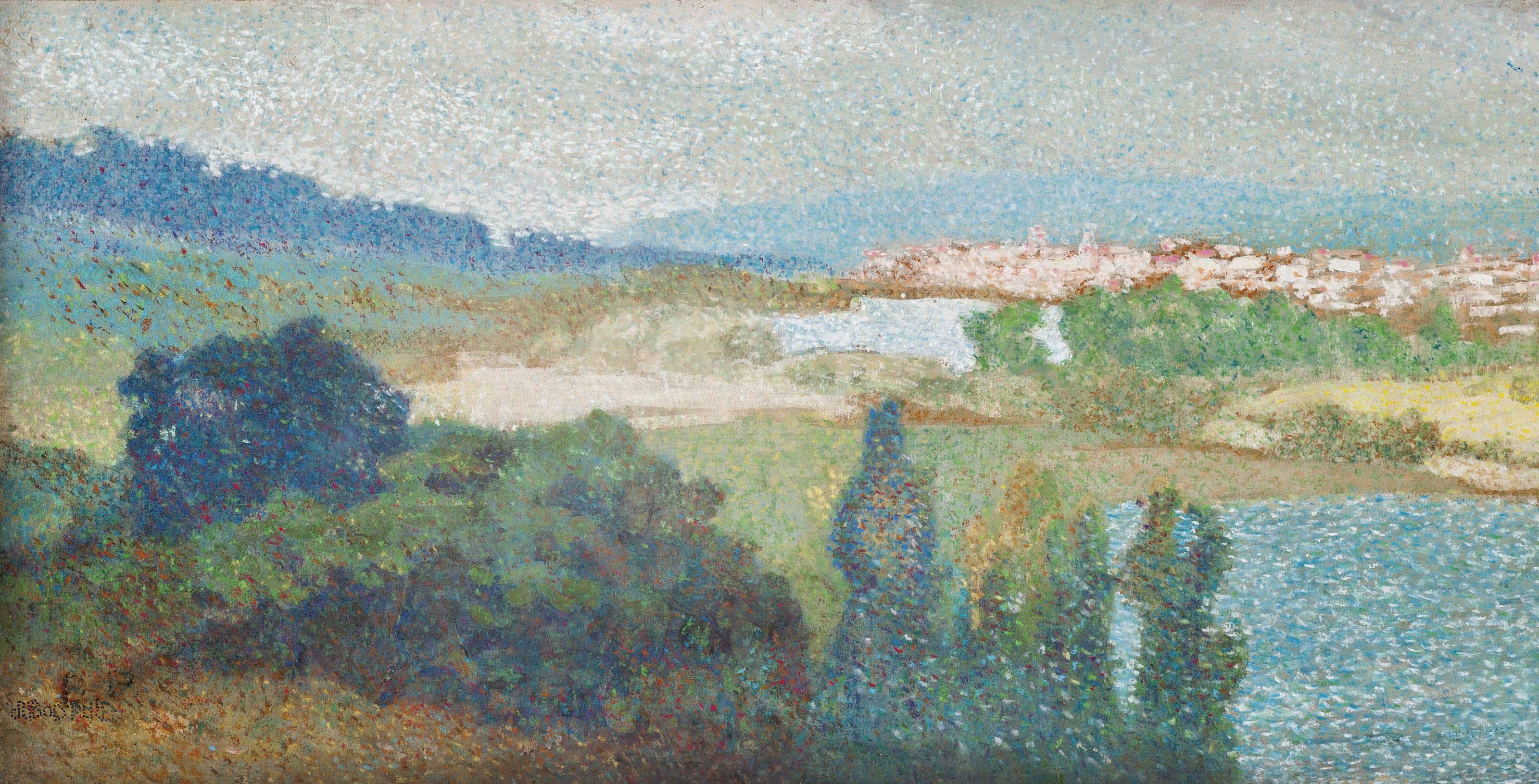 Paysage de Saint-Germain