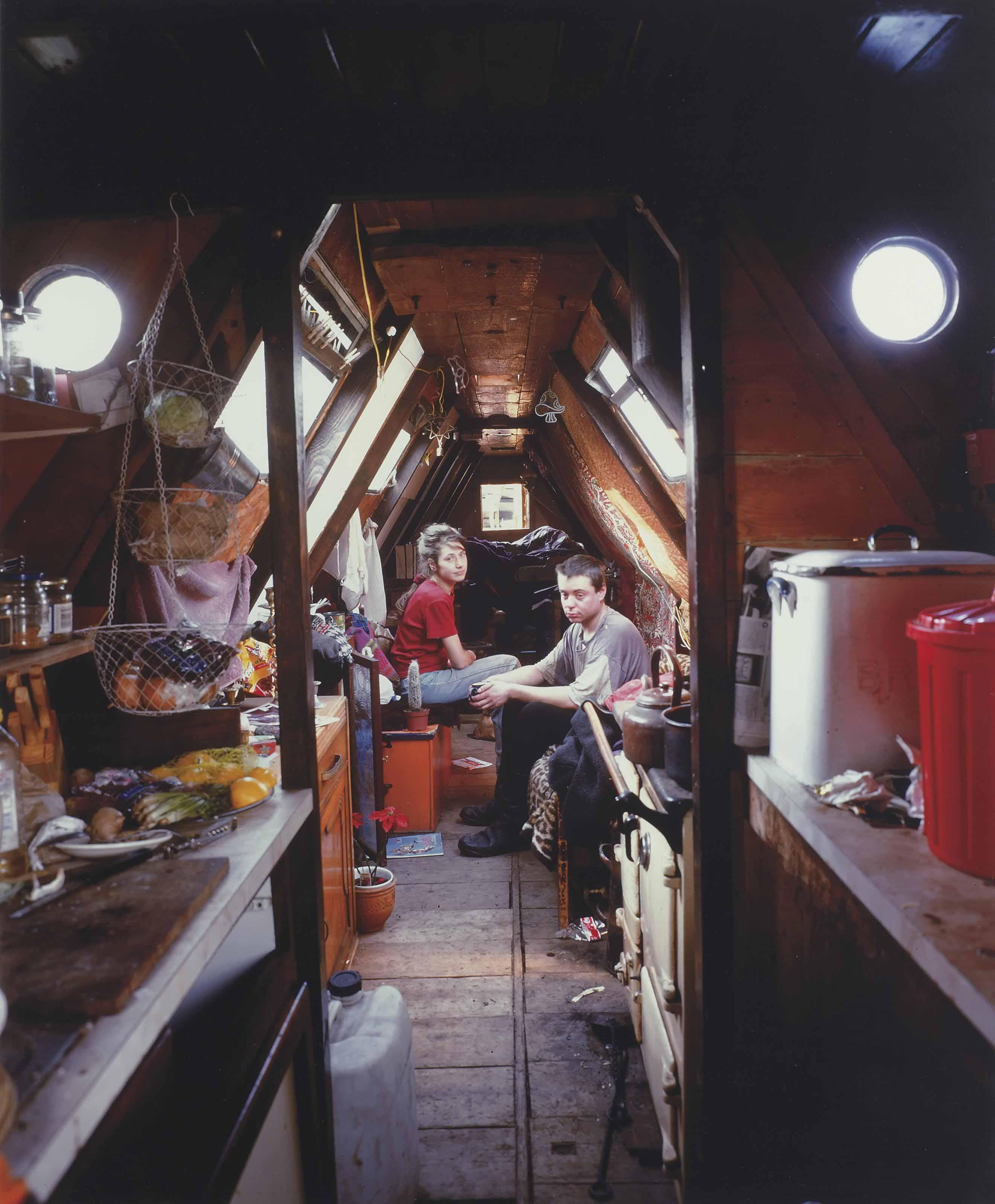 Traveller Series V (Canal boat)