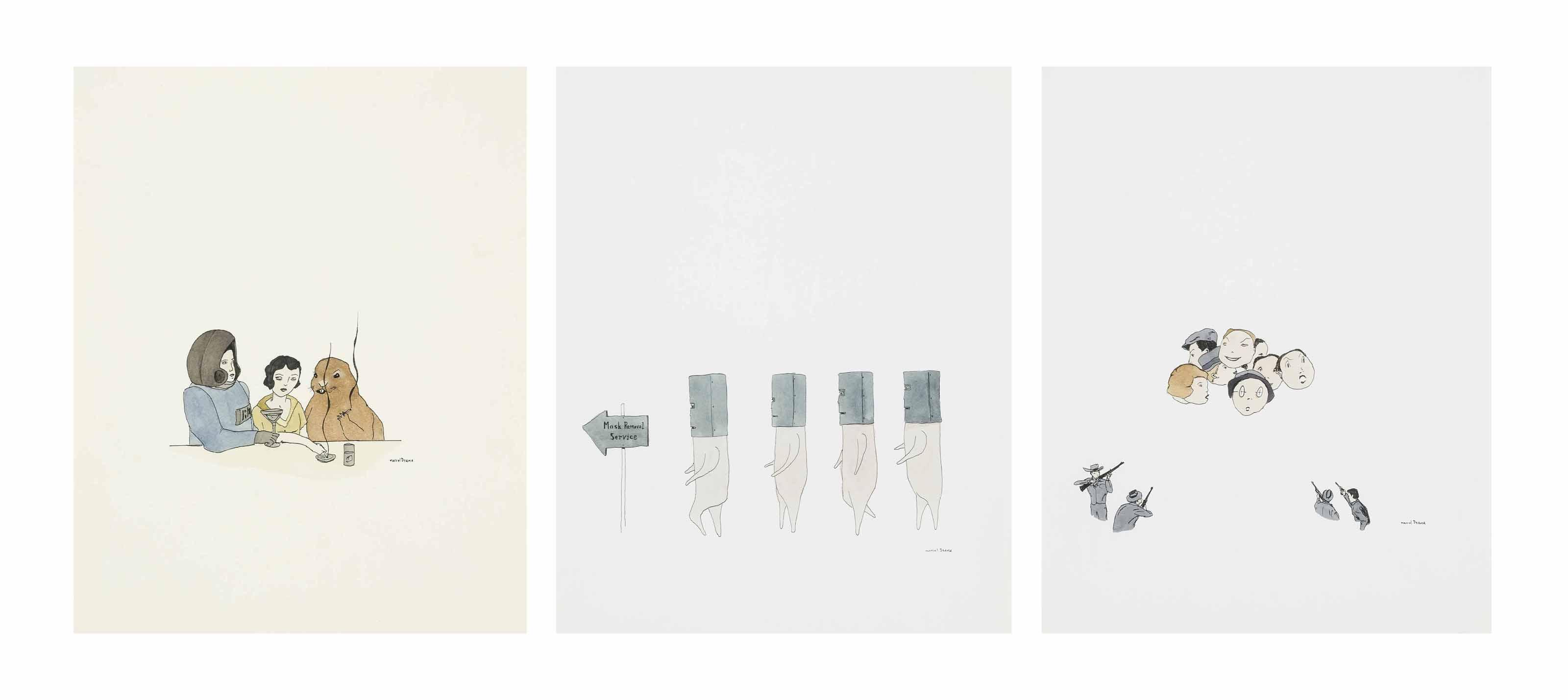 (i) Untitled (ii) Untitled (iii) Untitled