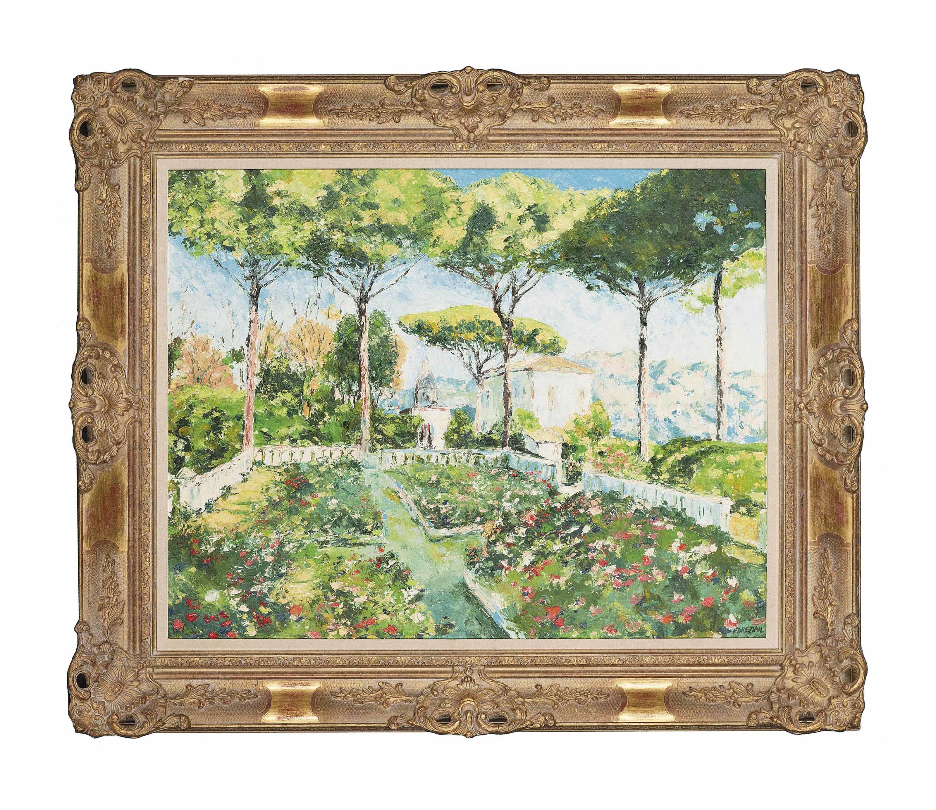 Rose Garden, Ravello