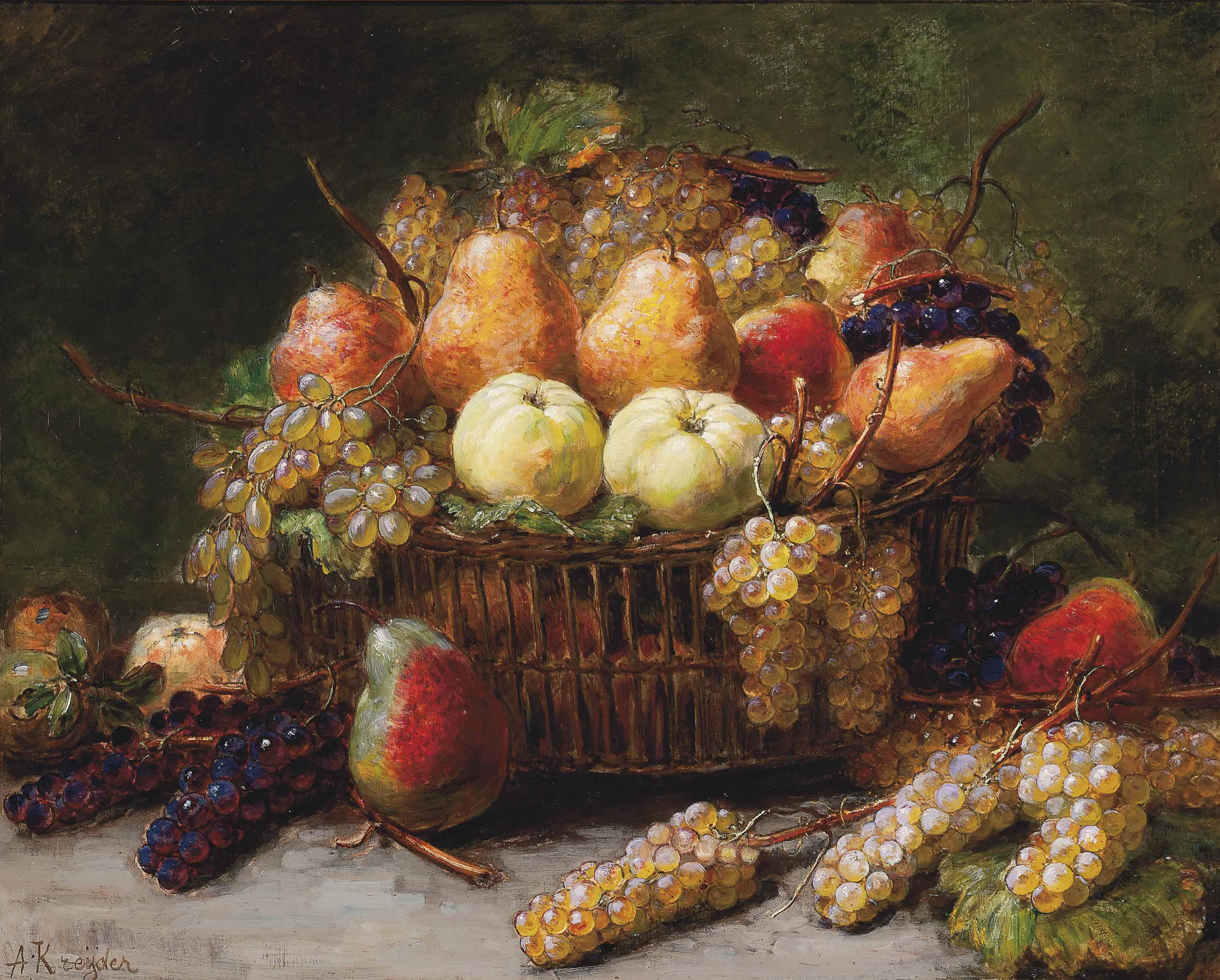 Alexis Kreyder (French, 1839-1912)
